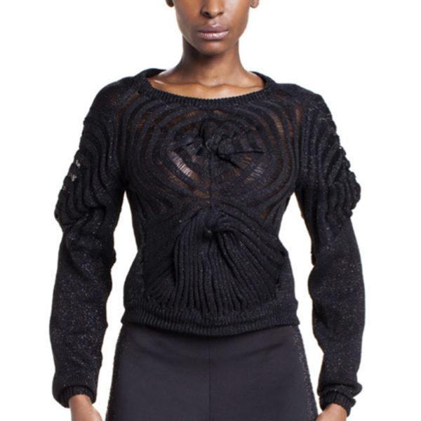detailed black jumper 3
